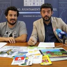 Sanchez-Cantalejo y Perseverando Rodríguez Campaña educación medioambiental