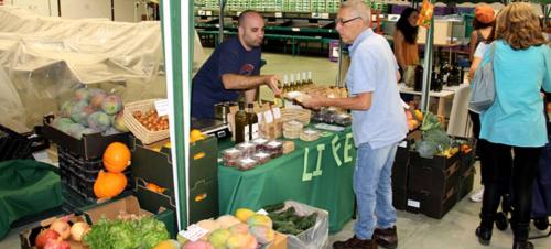Una decena de productores participan en la I Jornada Hortofrutícola de Productos Ecológicos y de Cercanía