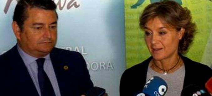 Tejerina anuncia la firma de un protocolo para la redacción de los proyectos de las conducciones de Rules