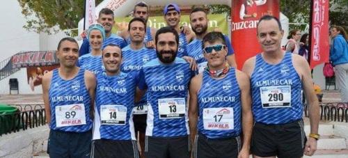 Triple Podio del Club Atletismo Sexitano en el III Desafío Bárbaro de Pitres