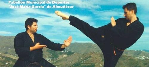 250 competidores participan este sábado en el Torneo Internacional de Kenpo 'Ciudad de Almuñécar'