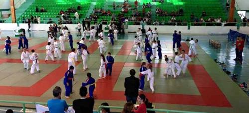 Almuñécar abrió el Circuito de Diputación de Judo