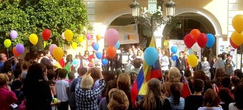 Almuñécar ratifica su apoyo a los Derechos a los Derechos con motivo del Día Internacional de la Infancia