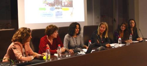 Éxito de participación en el 'VII Encuentro de Empresarias y Emprendedoras de Motril'