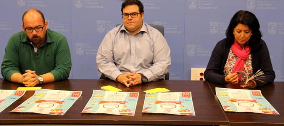 Cáritas de Almuñécar se hace cargo de la campaña solidaria 'Ningún niño sin juguete'