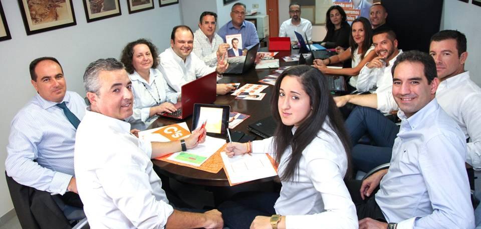 Ciudadanos Almuñécar – La Herradura presenta su Comité de Campaña para las Elecciones Generales del 20-D