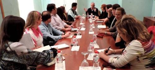Celebrada en Salobreña la primera mesa de trabajo de turismo de Mancomunidad