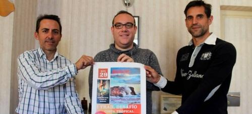 Deporte y Turismo se unen en el 'I Trail Desafío Costa Tropical'