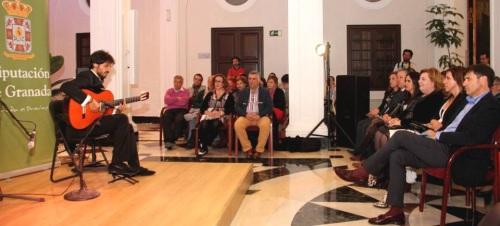 Diputación mantiene su compromiso 'común y compartido' en la defensa y promoción del flamenco