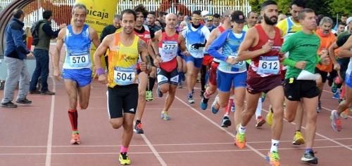 El Club Atletismo Sexitano en la 'XIX Subida al Puerto del Viento' de Ronda