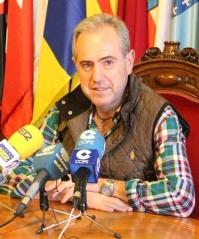 El concejal de Cultura, Francisco Ruiz