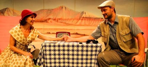 El grupo Histrión Teatro presenta este viernes en Almuñécar la obra 'Arizona'