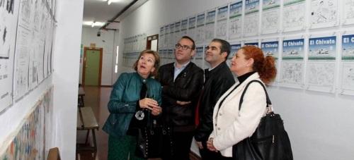 El periódico escolar 'El Chivato' llega a las cien ediciones