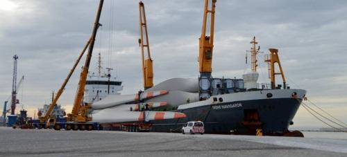 El Puerto vuelve a crecer en mercancías hasta octubre