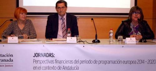 Entrena destaca la importancia de la participación en los programas europeos para el desarrollo de los municipios de la provincia
