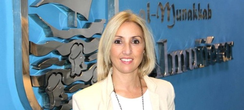 Eva Gaitán, concejal en el Ayuntamiento de Almuñécar