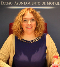 Flor Almón, alcaldesa de Motril