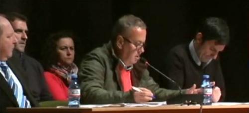 Intervención de Juan Carlos Benavides en el pleno del Ayuntamiento de Almuñécar de 26  noviembre de 2015