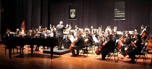 La Joven Orquesta del Sur de España comienza en Almuñécar su tercera temporada de conciertos