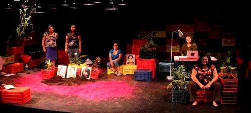 'Las Poderosas': teatro contra la desigualdad y la injusticia