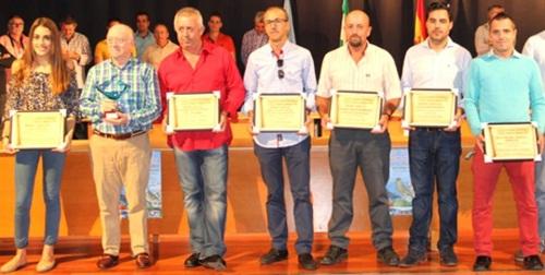 Luis Gómez Martin gana el XXIX Concurso Ornitológico 'Ciudad de Almuñécar'