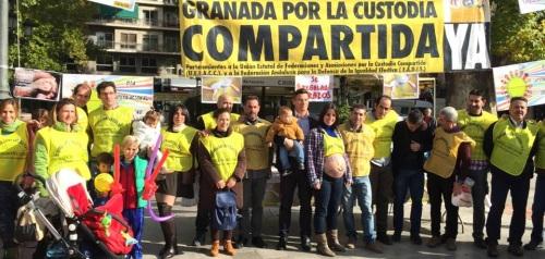 Luis Salvador, candidato al Congreso, apuesta por la custodia compartida como la mejor solución para defender los derechos de padres e hijos