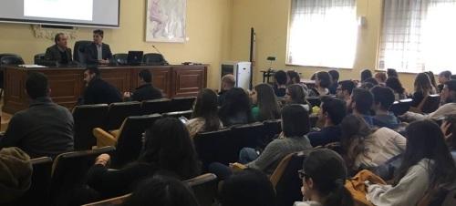Luis Salvador define a Ciudadanos como el partido que da respuesta 'desde la sensatez' a los problemas de la gente