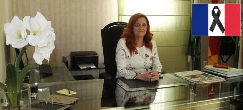 Mª Eugenia Rufino, alcaldesa de Salobreña