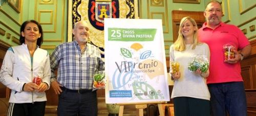 Motril celebra el 'XXV Aniversario Cross Divina Pastora' y el 'VI Premio Fulgencio Spa'