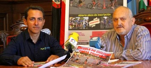 Motril promoverá los valores del deporte con la primera 'Escuela de Ciclismo Costa Tropical'