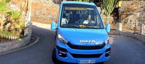 Nuevo horario del servicio de autobús urbano al Barrio de San Miguel de Almuñécar