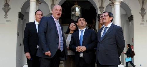 Seis diputaciones andaluzas rechazan la Ley de Racionalización y Sostenibilidad de la Administración Local