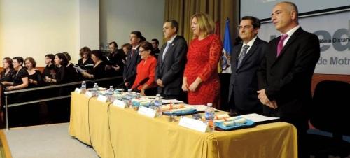 Sergio García alaba la importante labor social de la UNED al permitir a alumnos sin recursos el acceso a la Universidad