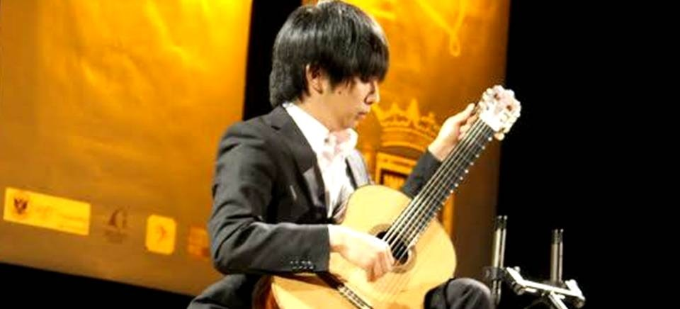 Taiki Matsumoto abrió el martes el XXXI Certamen del 'Andrés Segovia'