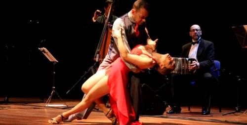 Tango en Almuñécar