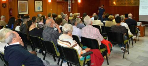 Una conferencia en la Casa de la Cultura trató la formación del Sistema Solar