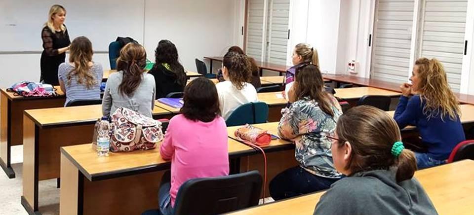 Una decena de mujeres sexitanas se forman en un curso sobre 'Recursos y Tendencias de Empleabilidad'