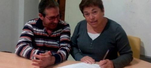 Una nueva familia de La Herradura reestructura su deuda con Bankia gracias a la acción de Stop Desahucios