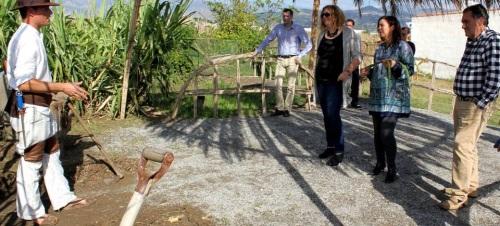 Una nueva ruta turística recupera la memoria del cultivo de la caña de azúcar en Motril
