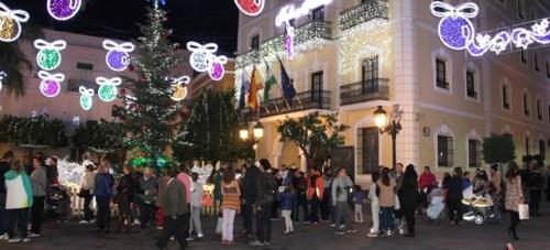 Actividades para ambientar el comercio sexitano durante esta Navidad