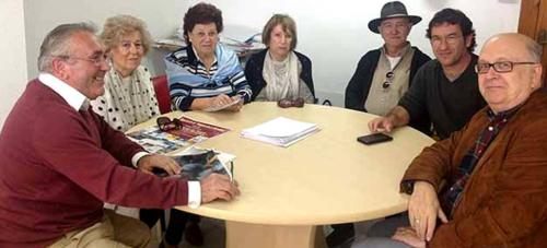Andrés Francisco Rodríguez Blanco gana el IX Certamen de Poesía 'Amigos de La Herradura' 2015