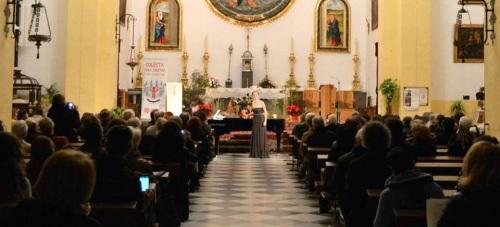 Bello concierto de 'Europa es Ópera' en La Encarnación de Almuñécar