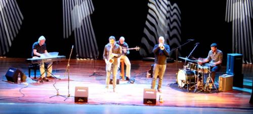 Costa del Soul estrenó en Almuñécar algunos temas de su nuevo disco