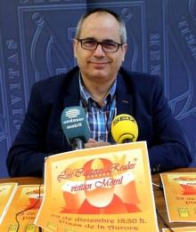 David Martín, concejal de Participación Ciudadana