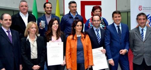 Diputación premia iniciativas y proyectos para la mejora de la administración local