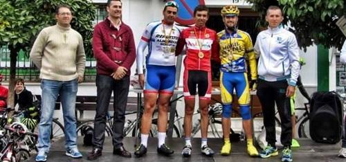 El ciclista Javier Bustos segundo en Sub 23 en la XXIII Clásica del Pavo de Vélez Málaga