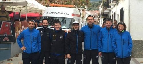 El Club Atletismo Sexitano consigue el Título por Equipos y en la Categoría de Veterano M del Bikila Trail Series GR16