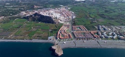 El sueño del desarrollo hotelero de Salobreña ya es una realidad