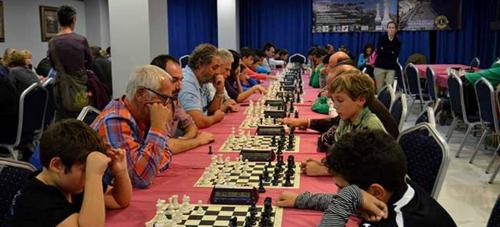 Fernández Montoro campeón absoluto del I Torneo de Ajedrez Solidario Almuñécar Trópico de Europa
