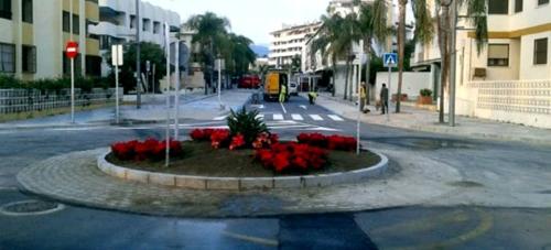 Finalizan los trabajos de rehabilitación integral de la zona sur de la avenida Rey Juan Carlos I
